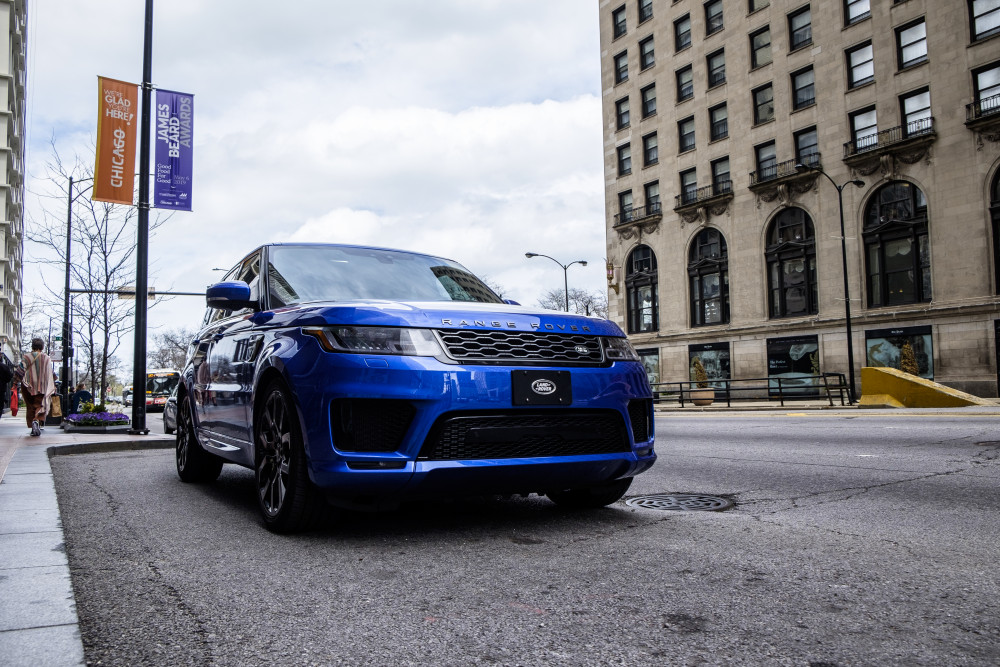Range Rover Sport Supercharged Dynamic