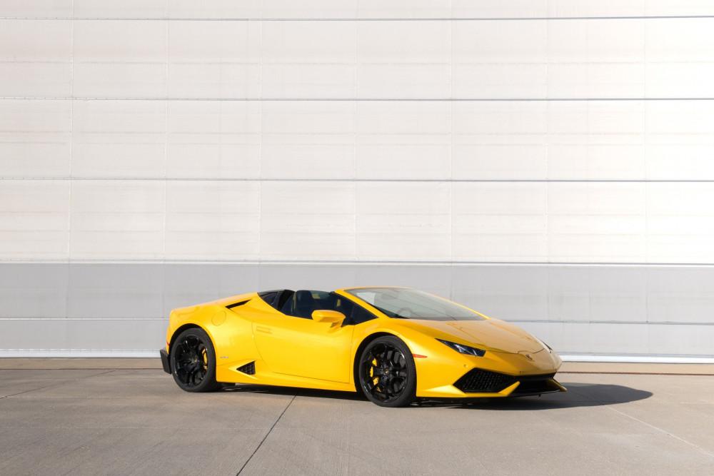 Lamborghini Huracan Spyder 610-4