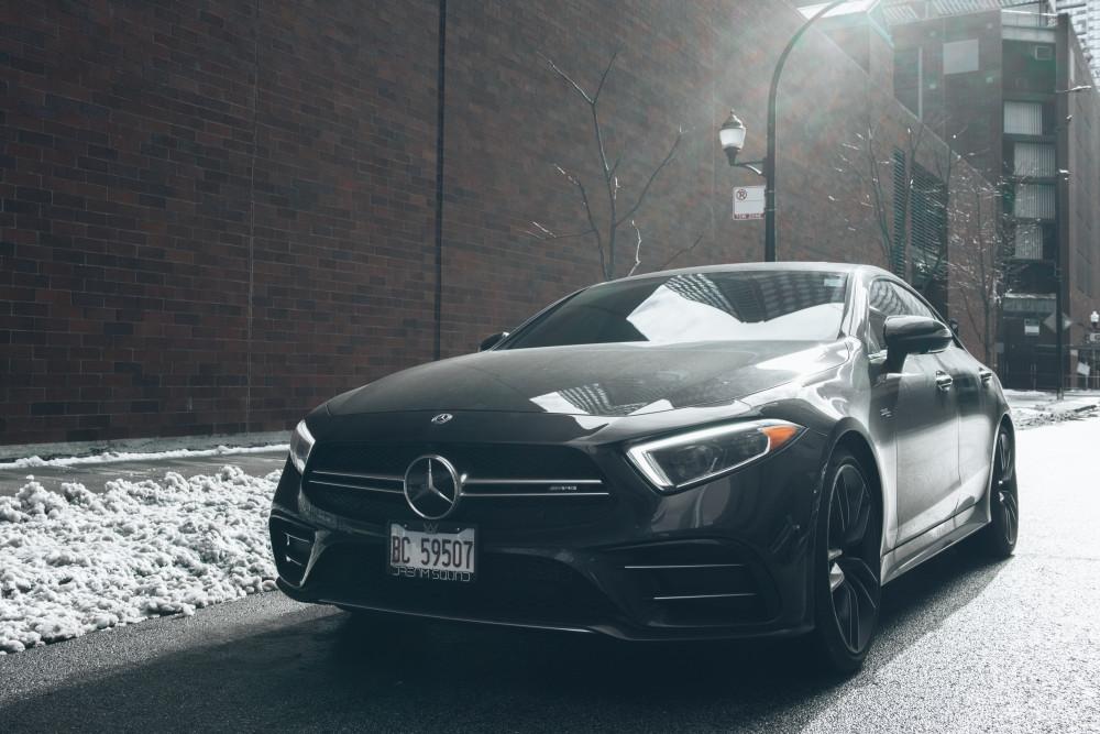 Mercedes-Benz CLS53 AMG