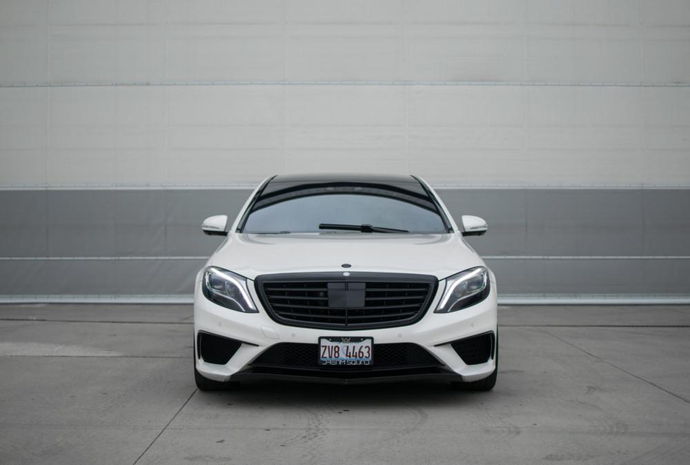 Mercedes-Benz S63 Sedan